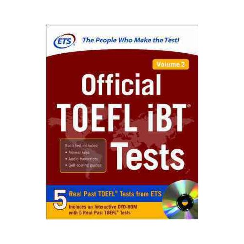 The official guide to the new toefl ibt cd free download