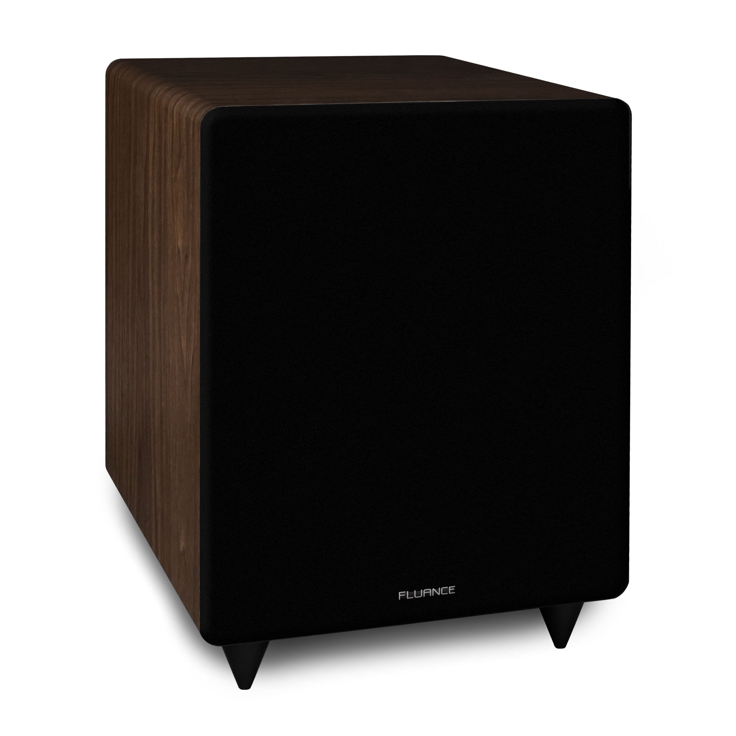 Fluance Elite Series Surround Sound Home Theater 5 1 Channel Speaker System Including Three Way Floorstanding Center Rear Speakers And A
