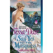 Say Yes to the Marquess - eBook