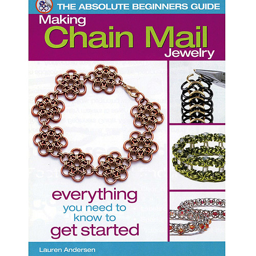 Kalmbach Publishing Books Making Chain Mail Jewelry