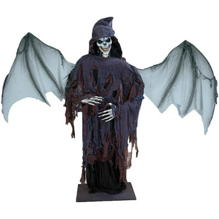 Life-Size Lord Of Death Halloween Prop - Halloween Greeter