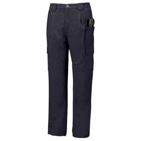 Mens Cotton Tactical Pant, Black