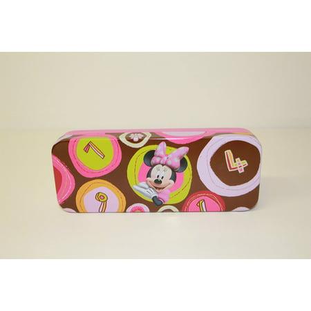 Mickey and Friends Tin Pencil Box - Mickey Mouse Pencil Box