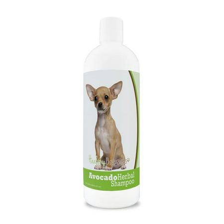 - Healthy Breeds 840235157458 Chihuahua Avocado Herbal Dog Shampoo