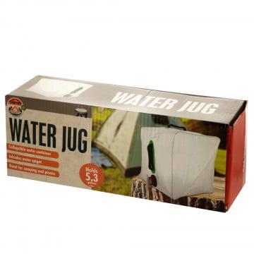 5.3 Gallon Collapsible Camping Water Jug
