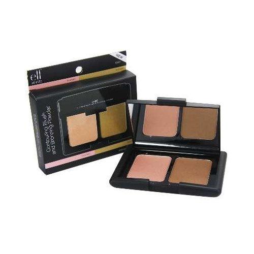 e.l.f. Cosmetics Blush & Bronzing Powder, Blushed/Bronzed St. Lucia