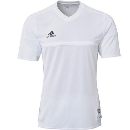 Adidas Boys MLS 15 Match Jersey T-Shirt White Size Youth