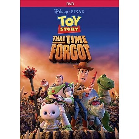 Toy Story That Time Forgot (DVD)](Halloween 2 Movie Story)