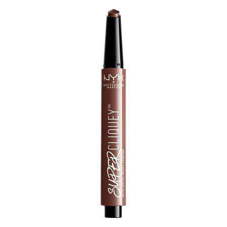 NYX Professional Makeup Super Cliquey Matte Lipstick, Conform