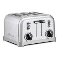 Cuisinart 4 Slice Classic Metal Toaster