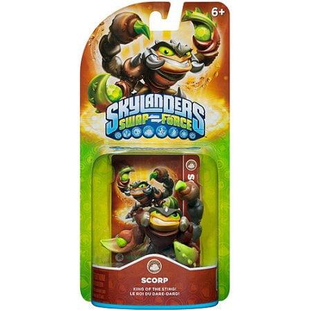 Skylanders Swap Force Scorp Character Pack