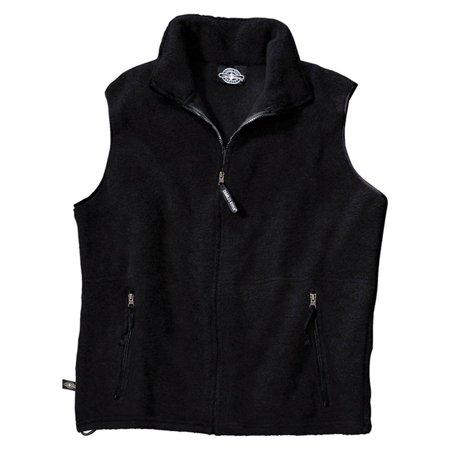 Charles Microfiber Vest - Charles River Apparel Men's Full Zip Ridgeline Fleece Vest