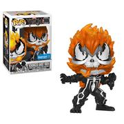 Funko POP Marvel: Marvel Venom - Venom/Ghost Rider - Walmart Exclusive