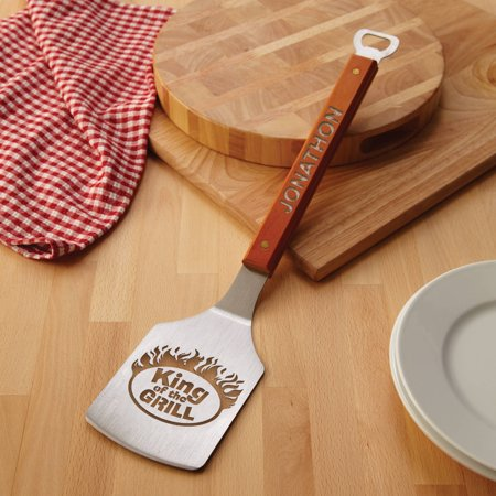 Personalized King of the Grill Sportula