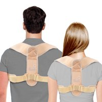 Spring-Summer Edition of Posture Corrector for Clavicle Support, Back Pain Relief and Posture Training: New Design with Premium Materials and Features