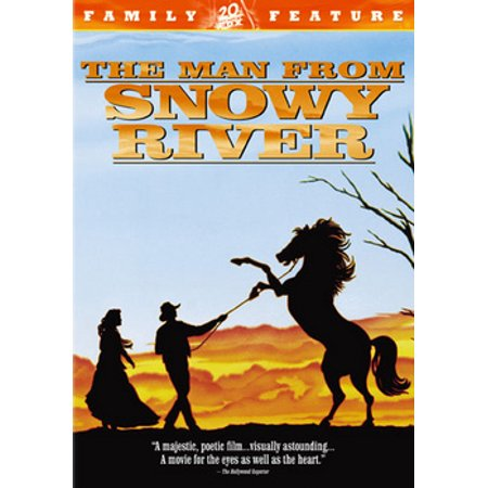 The Man From Snowy River (DVD)](Hot Male Movies)