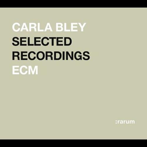 Carla Bley - Selected Recordings [CD]
