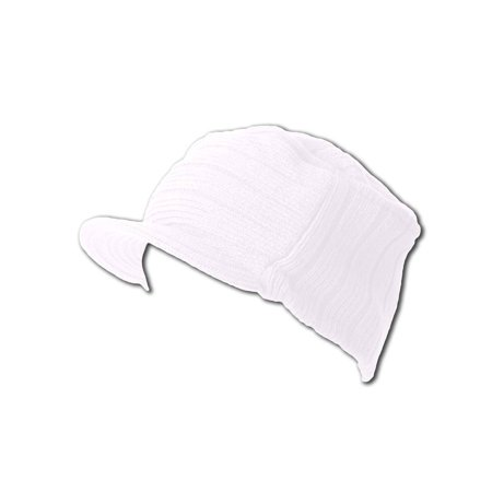 dbae7e77ad738 Flat Top Jeep Cap - Stylish cap from MG - White - Walmart.com