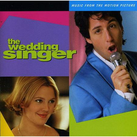 Wedding Singer Soundtrack (CD)