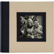 2UP Linen Framed Front Photo Album