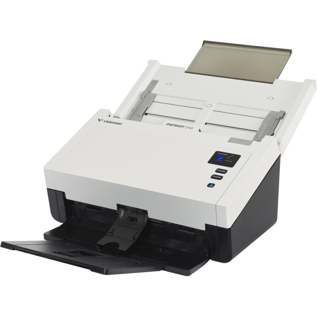 Visioneer Patriot D40 Color Scanner by VISIONEER