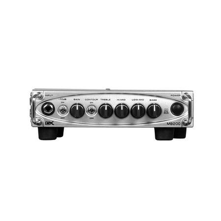 Gallien-Krueger MB200 200W Ultra Light Bass Amp