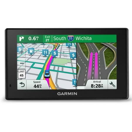Garmin Drivesmart 5  Na Lmt Ex Gps Navigator