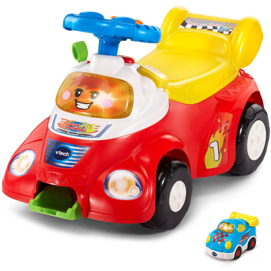 Vtech Go! Go! Smart Wheels Launch & Go Ride-on