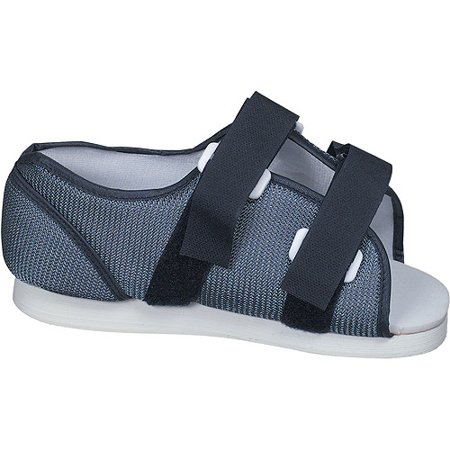 Womens Surgical Velcro Strap Shoes