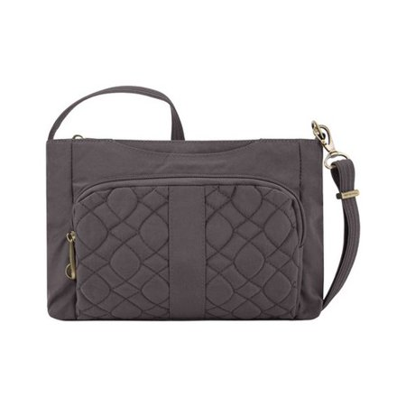 Travelon Anti-Theft Signature Quilted East/West Slim Bag  11