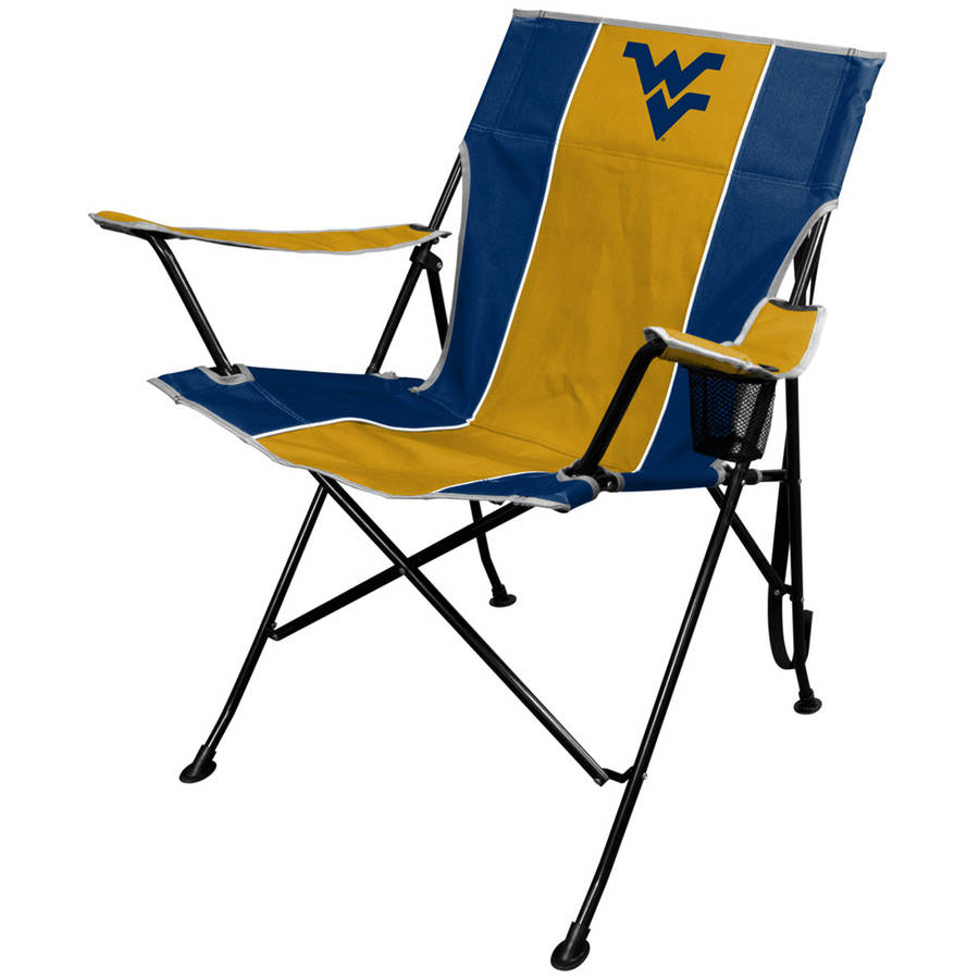 NCAA West Virginia Mountaineers Tailgate Chair by Rawlings