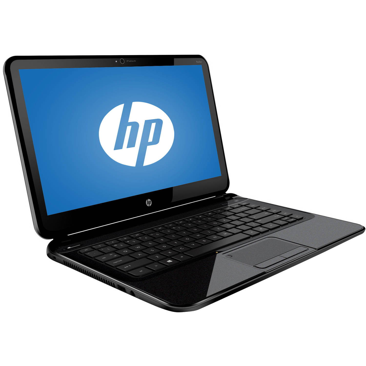 "Refurbished HP Sparkling Black 14"" Pavilion TouchSmart 14-b109wm Laptop PC with Intel Celeron B877 Processor, 4GB Memory, 500GB Hard Drive, touch screen and Windows 8"