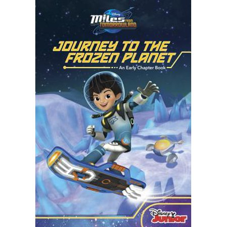Miles From Tomorrowland Journey to the Frozen (Frozen Planet To The Ends Of The Earth)