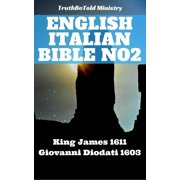 English Italian Bible No2 - eBook