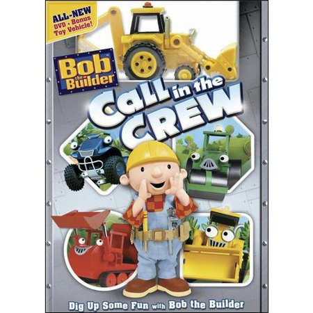 Bob The Builder: Call In The Crew [With Toy Truck] (Full Frame)