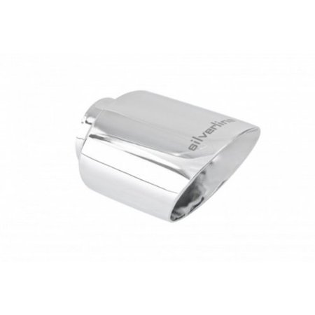 Silverline TK7867C Stainless Steel Exhaust Tip
