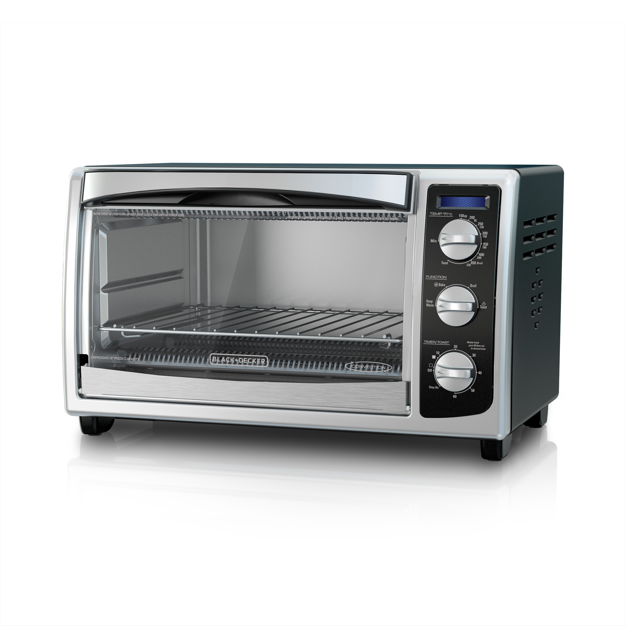 Black & Decker Convection Toaster Oven, 1 Each