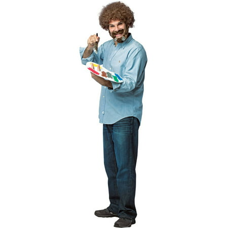 BOB ROSS KIT](Friends Ross Halloween)