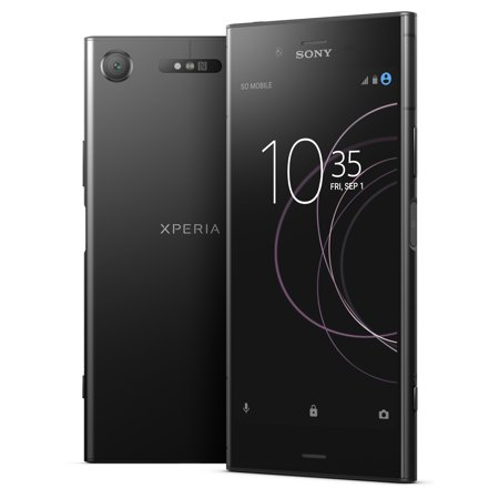 Sony Xpera XZ1 G8343 64GB Unlocked GSM Android Phone w/ 19MP Camera - Black (Certified (Best Sony Android Phone)