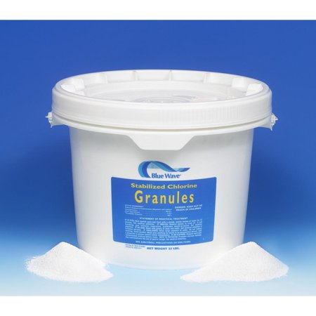 BlueWave Products INET CHEMICALS-SANITIZERS NC158 Chlorinating Granules-10