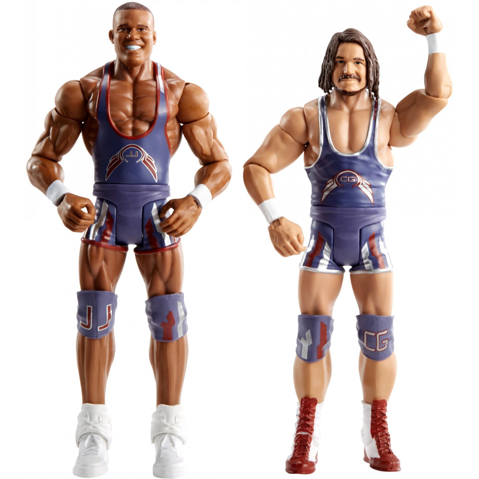 WWE Jason Jordan and Chad Gable Figure 2-Pack by Mattel