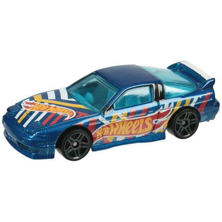 Hot Wheels '96 Nissan 180SX Type X Toy Car - Toy Clearance