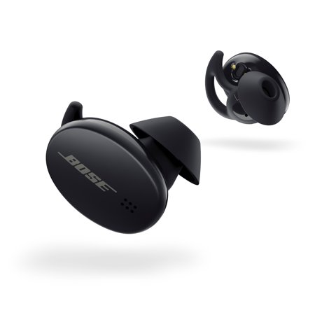 Bose Sport Earbuds – True Wireless Bluetooth Audio Earbuds, Black