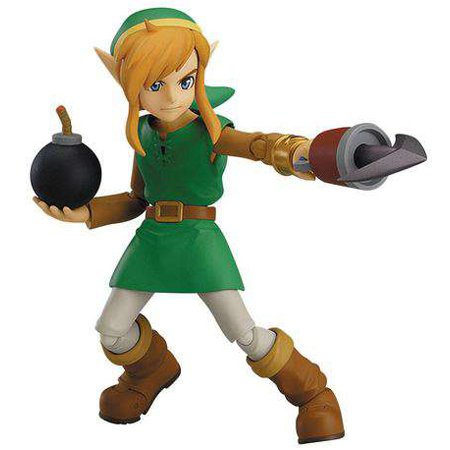 The Legend of Zelda Figma DX Link Deluxe Action Figure [A Link Between Worlds] - Legend Of Link