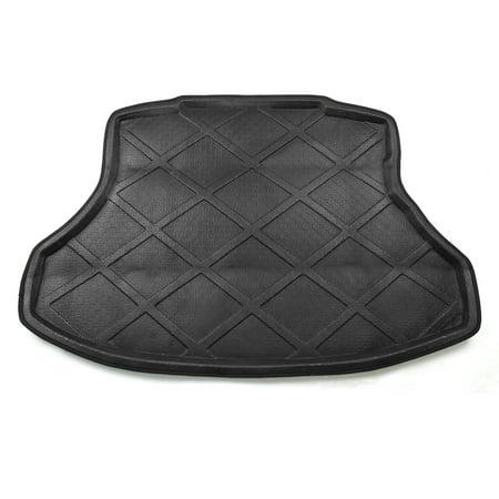 Unique BargainsBlack Cargo Floor Mat All Weather Trunk Protection for 12-16 Honda Civic Sedan - image 4 de 4