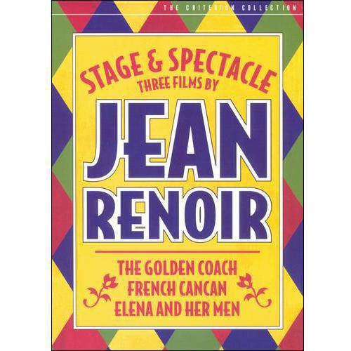 Stage And Spectacle: Three Films By Jean Renoir (The Criterion Collection)