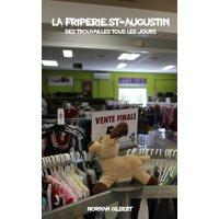Friperie St-Augustin - eBook