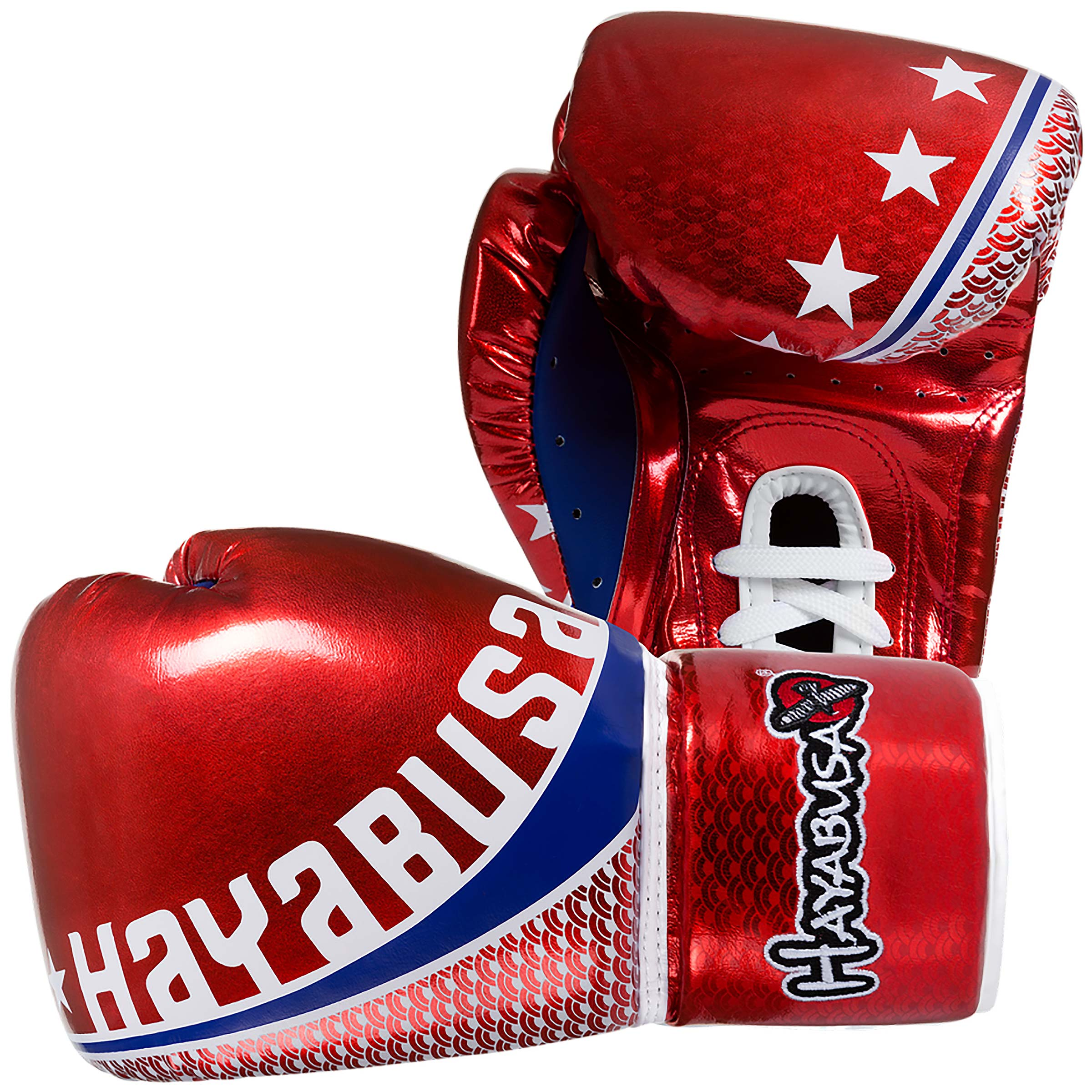 Hayabusa Pro Muay Thai Gloves - Lace