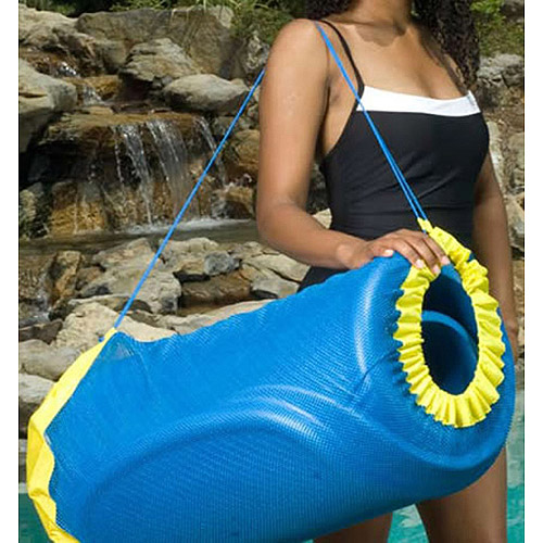 Blue Wave Handy Tote for Unsinkable Pool Float, Blue