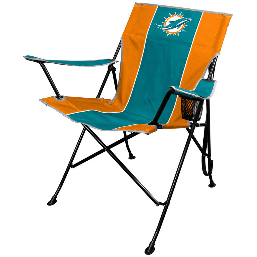 NFL Miami Dolphins Tailgate Chair by Rawlings